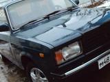 ВАЗ 2107, 2002, с пробегом 87400 км.